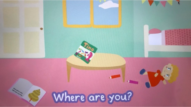 ムー「Where are you?」