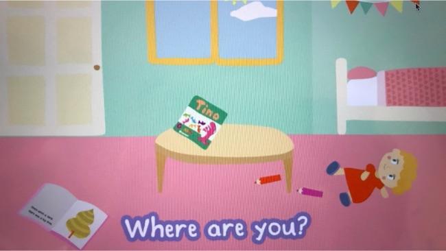 ムー「Where are you?」